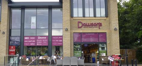 dawsons department store